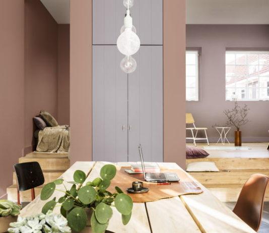 AkzoNobel prezentuje Kolor Roku Dulux 2018