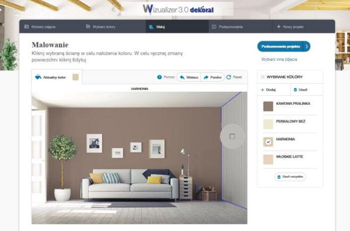 Jak wybrać kolor na ściany?