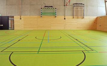 O czym należy pamiętać modernizując oświetlenie sal gimnastycznych?