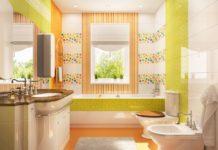 Kolorowe kafelki w łazience? Zadbaj o ich czystość